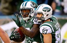Jets' Brandon Marshall, Eric Decker already tied NFL... #Jets: Jets' Brandon Marshall, Eric Decker already tied NFL record set by… #Jets