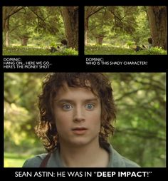 LOL LOTR commentary