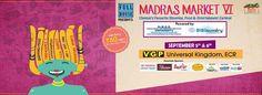 #MadrasMarket #Madras #FullHouseEntertainment #Fun #Food #Music #Entertainment #ShoppingFest #Chennai