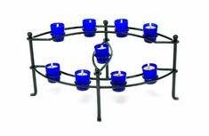 Minuteman International CH21 Votive Candelabra >>> Check out this great article. #Candleholders