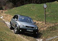 Audi A6 Allroad 32 Quattro