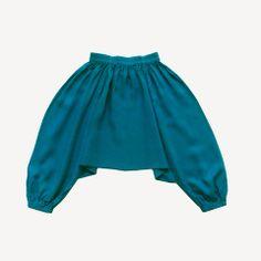 superfussy - harem pants dark turquois