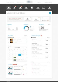 Dashboard Page 2/2 by Barthelemy Chalvet for AgenceMe