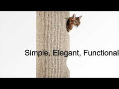 Hicat® Floor-to-Ceiling Cat Climbers & Bespoke Furniture For Cats