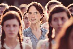 """I pictured myself as Katniss."" -Josh Hutcherson"