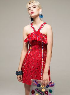 Fashion Prints, Boho Fashion, Industrial Style, Fashion Models, Ruffles, Jade, Unique, Pattern, Clothes
