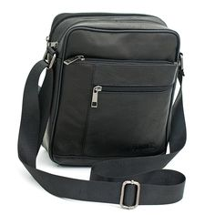 Small Genuine Leather Cross Body Messenger Bags Satchel Shoulder Bag for Men Black -- To view further for this item, visit the image link. Leather Crossbody, Leather Handbags, Crossbody Bag, Leather Passport Wallet, Messenger Bag Men, Leather Bags Handmade, Cross Body, Shoulder Bag, Purses