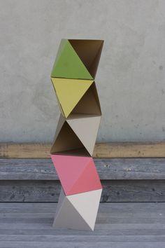 gerecycleerde papiermand Adonde