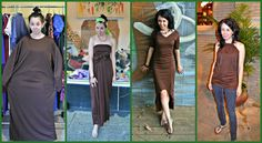 The 'One Dress, Three Ways' Grand Finale!!!  Vote on your fave!