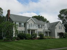 Exterior painting by CertaPro house painters in Westford