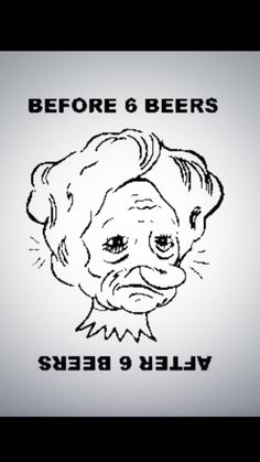 The Beer Goggles Effect!
