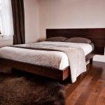 A bed, a bed.