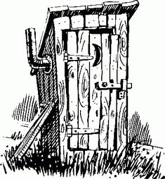 Plans for Asa's new outhouse, complete with periscope so he can keep a lookout for trouble. Flower Coloring Pages, Colouring Pages, Adult Coloring Pages, Coloring Books, Line Drawing, Painting & Drawing, Painting Styles, Painting Tutorials, Pyrography Patterns