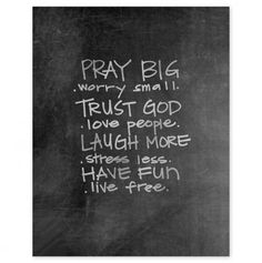 when life gets overwhelming and stressful just remember these  things to keep focused  on whats really important