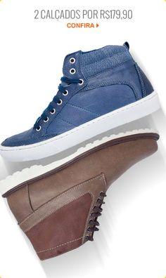 2 calçados por R$179,90
