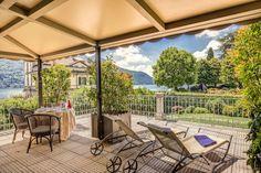 Grand Hotel Imperiale Resort & SPA Lake Como Hotels, Grand Hotel, Resort Spa, Villa, Italy, Patio, Outdoor Decor, Travel, Trips