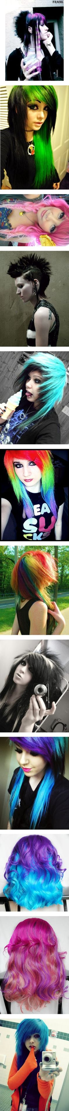 """""""awsome hairstyles"""" by littlemissvengeance13 ❤ liked on Polyvore"""