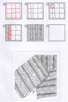 How to draw QUARE « TanglePatterns.com