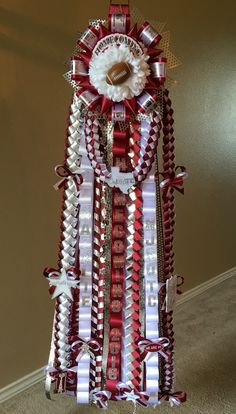 2016 Lewisville Farmers Homecoming Mum