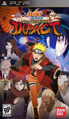 Naruto Shippuden - Ultimate Ninja Impact Rom Game for PSP Naruto Shippuden, Shikamaru, Boruto, Naruto Sd, Naruto Games, Playstation Portable, Playstation Games, Cry Anime, Anime Art