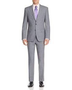 Boss Hugo Boss Huge Genius Structure Slim Fit Suit