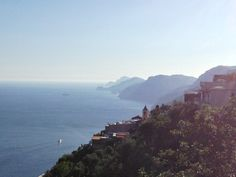 explore towns north of Positano ~ Montepertuso and Nocelle (hidden gems)   HIKE starting Sentiero degli Dei (path of Gods)