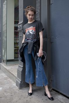 Cropped Jeans | Architect's Fashion