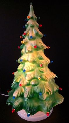 Union Products Co Lighted Blow Mold Christmas by RedsRustyRelics