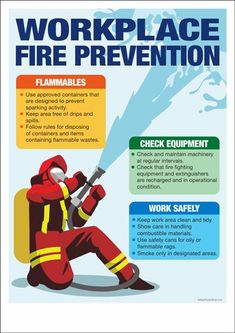 Fire Safety Poster, Health And Safety Poster, Safety Posters, Safety Talk, Eye Safety, Food Safety Training, Mental Training, Avocado Smoothie, Safety Slogans