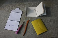 CraftSanity – A blog and podcast for those who love everything handmade » CraftSanity on TV: Making Envelopes and Tiny books Using Handmade Paper From Maple Street Paper Co.