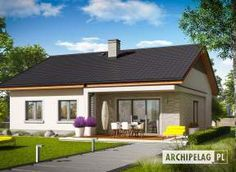 Mini 11 109.11 m² Rural House, My House, Bungalow House Design, My Home Design, Bedroom House Plans, Farmhouse Style, Gazebo, Shed, Floor Plans