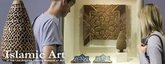 This is a link to the Los Angeles County Museum of Art.  It's got a great summary of Islamic art, history, etc.