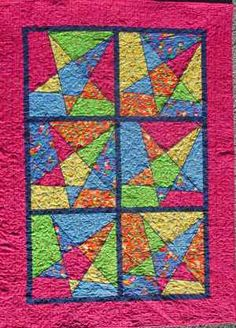 stack and whack patchwork patterns - Google Search