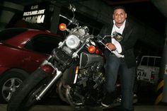 Davis Bravo Motorizado!!!