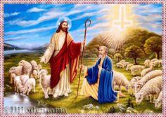 EL LUGAR DE MANOLI: DIA 229-SANTA BIBLIA EN UN AÑO TEXTO Y AUDIO Job  C 13-14 Y Romanos c 7