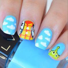toy story by @ naildecor  #nail #nails #nailart