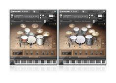 AbbeyRoad 60S DRUMS, Kontakt, Native-Instruments http://www.native-instruments.com/en/products/komplete/drums/abbey-road-60s-drummer/