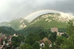Dupla szivárvány a herkulesfürdői jógatábor idején.  Rainbow over the yoga camp of Herculane  Spirituális Extázis Ezoterikus Jógaközpont  Győr, Kisfaludy utca 2.https://www.facebook.com/tantra.yoga.gyor#Tradicionális #jóga #yoga #hatha #tantra #integrál #meditáció #önismeret #felszabadulás #megvilágosodás
