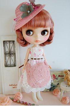 Blythe doll. チロルブログ *antiqueTirol**