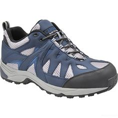 Carolina Mens NonMetallic Athletic Hiker  Black >>> Click on the image for additional details.