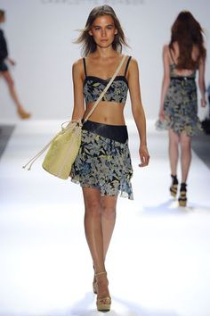 Charlotte Ronson Spring 2013 Ready-to-Wear