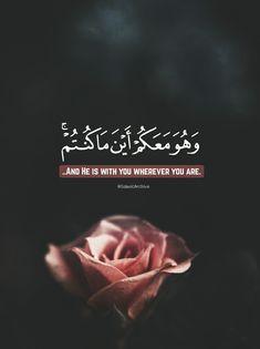 Love of Allah Quran Quotes Inspirational, Quran Quotes Love, Beautiful Islamic Quotes, Hadith Quotes, Muslim Quotes, Religious Quotes, Coran Quotes, La Ilaha Illallah, Islamic Phrases