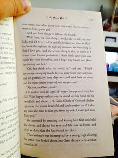 Best page of the Goose girl by Shannon hale