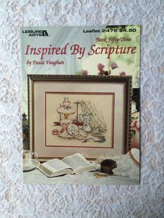 Inspired by Scripture by Paula Vaughan by EllieMarieDesigns