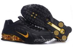 http://www.jordannew.com/mens-nike-shox-r4-shoes-black-yellow-brilliant-gold-lastest.html MEN'S NIKE SHOX R4 SHOES BLACK/YELLOW/BRILLIANT GOLD LASTEST Only 71.48€ , Free Shipping!