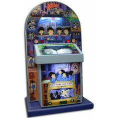 The Beatles - Beatles Cartoon Jukebox