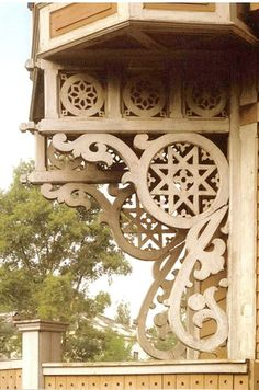 Russian wooden house. Openwork carved decorations of the entrance. #architecture #Russia