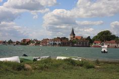 Poirot Locations | The Adventure of the Italian Nobleman Bosham, West Sussex - used for the Chichester scenes at the end of the episode Agatha Christie's Poirot, Hercule Poirot, David Suchet, Chichester, Episode 5, Book Characters, Hercules, Detective, Dolores Park