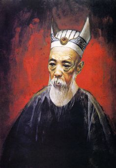 illustration | 劉焉 | 三國志 Three Kingdom | Chen Uen 鄭問
