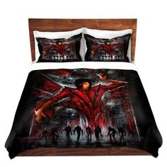 Looking for Alex Ruiz The Thriller Michael Jackson Duvet Cover Set East Urban Home ? Check out our picks for the Alex Ruiz The Thriller Michael Jackson Duvet Cover Set East Urban Home from the popular stores - all in one. King Duvet, Queen Duvet, Duvet Cover Sizes, Duvet Covers, Men's Bedroom Design, Bedroom Ideas, Bed Design, Michael Jackson Merchandise, Duvet Cover Design